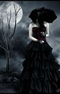 Žena temna