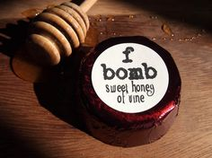 sweet honey of vine honeysuckle scented f bomb by fbombswearystuff