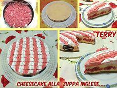 Cheesecake alla zuppa inglese | Ricetta