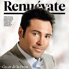 @realoscardelahoya tells his story to People En Español on news stands today! #boxing #boxeo #GoldenBoy #Padgram