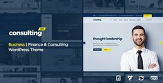 Consulting v3.5.1 – Business, Finance WordPress Theme