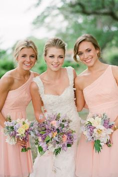 Lavendar And Peach Wedding Ideas From White Mischief Bridal Www Whitemischiefbridal Co Uk