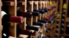 wine storage ideas for the home!