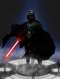 Always Star Wars Anakin Obi Wan, Anakin Vader, Vader Star Wars, Anakin Skywalker, Star Wars Art, Darth Vader, Star Wars Episode 2, Saga, Star Wars Personajes