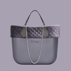 928 отметок «Нравится», 5 комментариев — O bag (@obagofficial) в Instagram: «Ultrasoft elegance! Elegant personality with #pearlgrey accessories. #Obag #velvet #elegant #fall…»