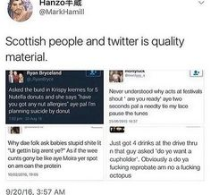 That's it. I'm moving to Scotland.