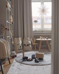 Baby Bedroom, Baby Room Decor, Room Interior, Kids Room, Kids Fashion, New Homes, Nursery, Curtains, Table