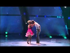 Lauren and Kent - Collide by Travis Wall.  SYTYCD Season 7.  Still one of my favorite routines ever.  Guess that's my romantic side coming through!