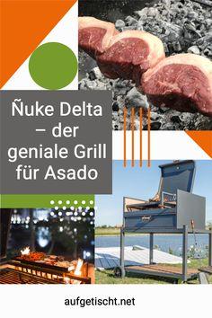 Der Ñuke Delta Grill ermöglicht diese Grillkultur im Verhältnis 1:1 nachzuempfinden und wird auch als Flaggschiff aus dem Hause Ñuke in Argentinien hergestellt. Argentinien verbindet man in unseren Breiten mit Tango, Rindfleisch und gutem Rotwein. Für viele etwas weniger bekannt, ist jedoch diese Art der Grillkultur. Wir möchten euch daher, den Ñuke Delta etwas näher vorstellen - Grillvorstellung , Grillgeräte, Grillmethode - Asado <3 Bbq, Grilling, In This Moment, Tango, Side Dish Recipes, New Recipes, Good Red Wine, Best Side Dishes, Top Recipes