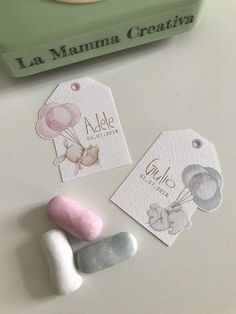 These tags are perfect to hang on to the wedding favors of a baptism. Baby Shower Host, Baby Shower Cards, Baby Cards, Card Tags, Gift Tags, Shower Tips, Baby Quotes, Reveal Parties, Baby Shower Decorations
