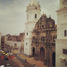 Plaza Catedral - Panamá