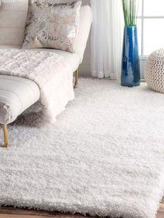 Farmhouse chic | shabby chic | Arthur Shag Rug | large area rug | bedroom decor | living room decor | home office decor | home decor | kid room decor | #ad #affiliate