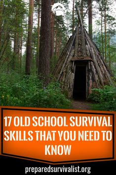 Every single one of your survival skills are timeless and come from many generations before you. But as time goes on and the world becomes more and more wealthy we tend to rely on technology more than our survival skills. How many of these old school surv Survival Food, Outdoor Survival, Survival Prepping, Emergency Preparedness, Survival Skills, Survival Hacks, Bushcraft Skills, Survival Stuff, Survival Equipment