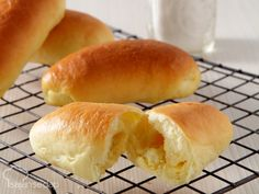 Butter Cheese Bread