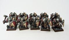 Armored Dwarf Squad