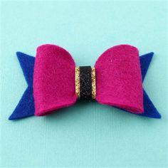 Princess Anna Hair Bow - Spiffing Jewelry - Disney - Frozen