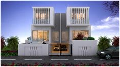 My House Design - Home Decorating 2 Bedroom House Design, Home Map Design, Duplex House Design, Interior Design Images, House Design Photos, Home Design Plans, Cool House Designs, Modern House Design, Interior House Paint Colors
