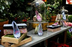 The Styliz: Melissa + Liberty Art Fabrics shoes