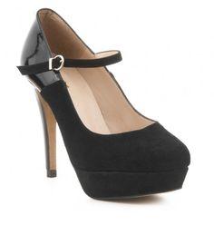 Zapato tacón piel FOSCO Outlet, Peep Toe, Platform, Shoes, Fashion, Amor, Valentines, Heels, Fur