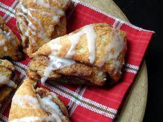 Cinnamon Scones Recipe from the Outlander Book Series