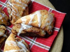 Cinnamon Scones Recipe from the Outlander Book Series