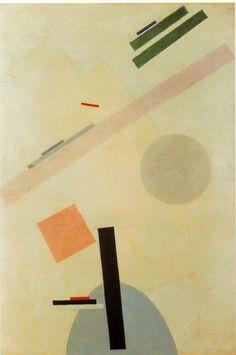 Kazimir Malevich, 1917