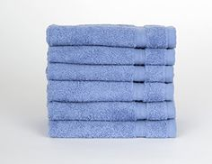 TowelSelections Sunshine Collection Soft Towels 100% Turkish Cotton Lavender Lustre 6 Washcloths  //Price: $ & FREE Shipping //     #Bathroom