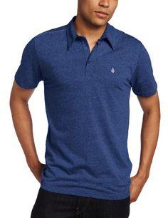 Volcom Men's Bangout Polo « Clothing Impulse