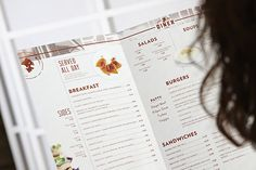 Little Goat #branding #menu  #bakery #diner #restaurant #design #littlegoat #chicago