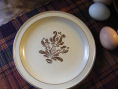 Pfaltzgraff Village 7 Dessert / Salad Plate by KissingKansasWinds, $1.99