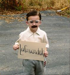 My kid will dress up as this for Halloween!