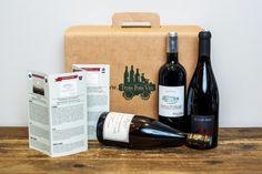 Trois Fois Vin : le bon vin par abonnement - une idée cadeau dénichée par Georges sur AlloCadeau.com -