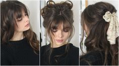 In this video I'm going to show you three hairstyles inspired by the iconic Brigitte Bardot. Messy volume is the key word here! On my lips: Lipland liquid li...