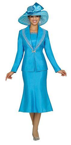 Church Suits for Women | GMI Womens Church Suit G3592 image