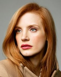 Jessica Chastain: 'Do I get to be a badass? If not, don't even bother... I'm not doing a fantasy where I'm waiting around.' Photograph: Martin Schoeller/August
