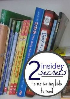 Want to raise readers? Here are some top insider secrets top for motivating your kids to read. These tips for moms and teachers will help you to motivate your kids or students to read if they are a bit reluctant with wanting to read! #teachmama #literacy #reading #education #momtips #teaching #teachingkids #readers #motivation #readingskills #readinghelps