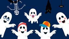 Ghost Finger Family Halloween- Daddy Finger Song | Nursery Rhymes & baby Songs | Best Buddies Rhymes
