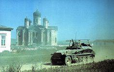 Sd.Kfz. 250/3 leichter Funkpanzerwagen Ausf. A | Flickr - Photo Sharing!