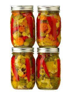 ned's fermented vegetable medley