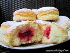Dietetyczne pączki pieczone w piekarniku - Tłusty Czwartek też może być zdrowy