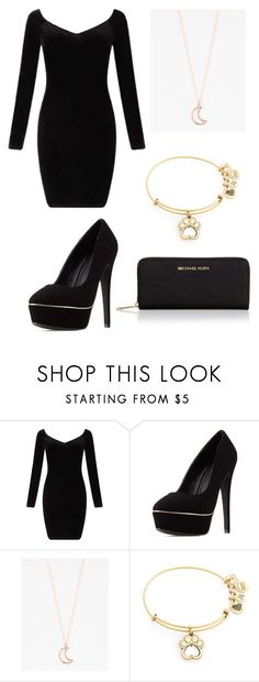 """Sidemen Preferences (Josh) First Date and Outfit"" by mannyminter ❤ liked on Polyvore featuring Miss Selfridge, Charlotte Russe, Full Tilt, Alex and Ani and Michael Kors"