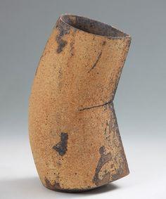 KEN MIHARA (b. 1958) Kigen (Genesis) #7, 2010, 'sekki' high-fired stoneware