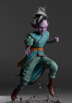Realistic-DragonBall on deviantART