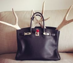 Hermes Reindeer - Its the most wonderful time of the year...especially when you get a Birkin!!!