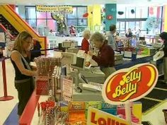 A look at the Jelly Belly Factory Tour - YouTube