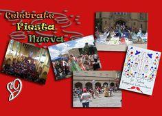 St. John's Lutheran Church - Fiesta Nueva (noon-4 pm) celebration   Sunday, April 13, 2014, starting with Mariachi Service 10:45 am