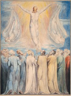 """The Ascension"" by William Blake"