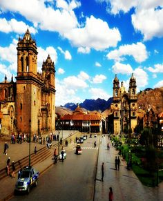 Cusco - The city has come out of the shadow of Peru's capital
