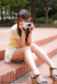 日本ツインテール協会が今週のやる気スイッチをオン♡平和島公園にて美女発見、安島 萌 @ajimamoe さん登場!やる気出過ぎて熱中症あの街ツインテール更新!