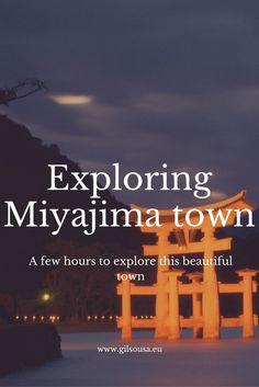 A few hours to explore #Miyajima town